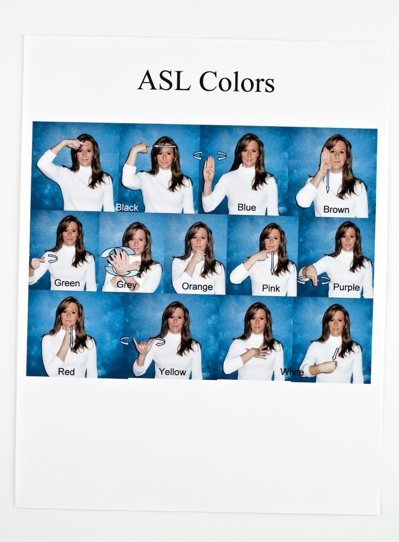 american sign language the easy way pdf